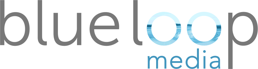 Blue Loop Media logo